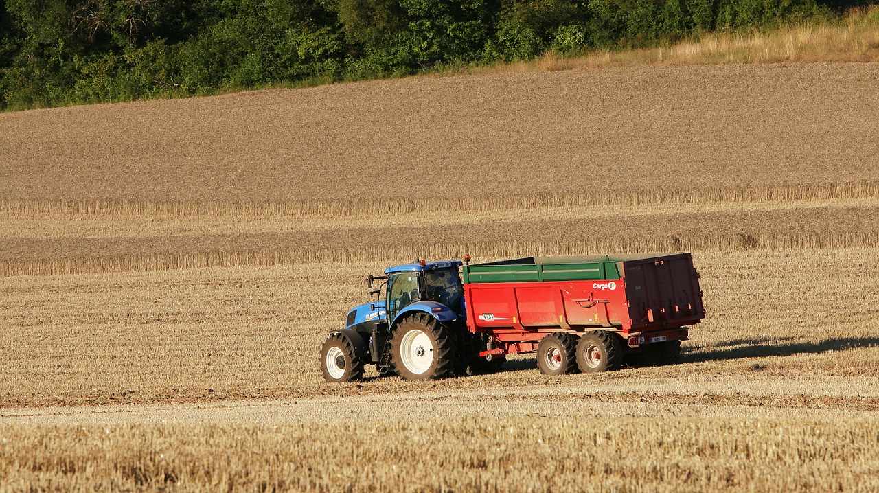 Jak nie przepłacać za sprzęt rolniczy?
